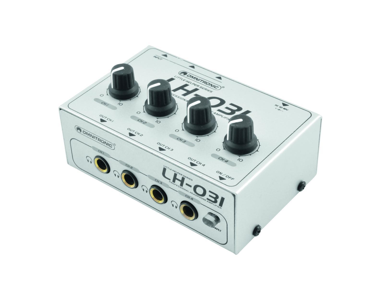 LH-031 Headphone amplifier