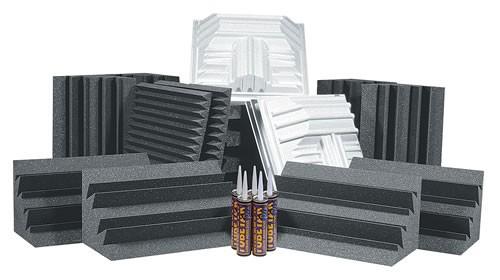 Auralex Deluxe Plus Roominator Kit Gray