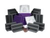 Auralex Pro Plus Roominator Kit Gray/Purple