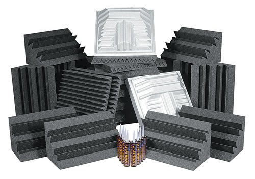 Auralex Pro Plus Roominator Kit Gray