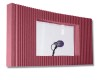 Auralex MaxWall Window Burgundy