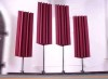 Auralex Stand-Mounted LENRD 4-pack Burgundy