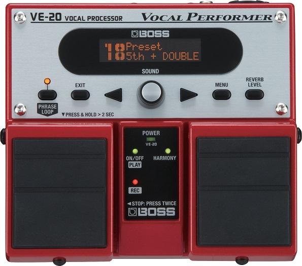 BOSS VE-20
