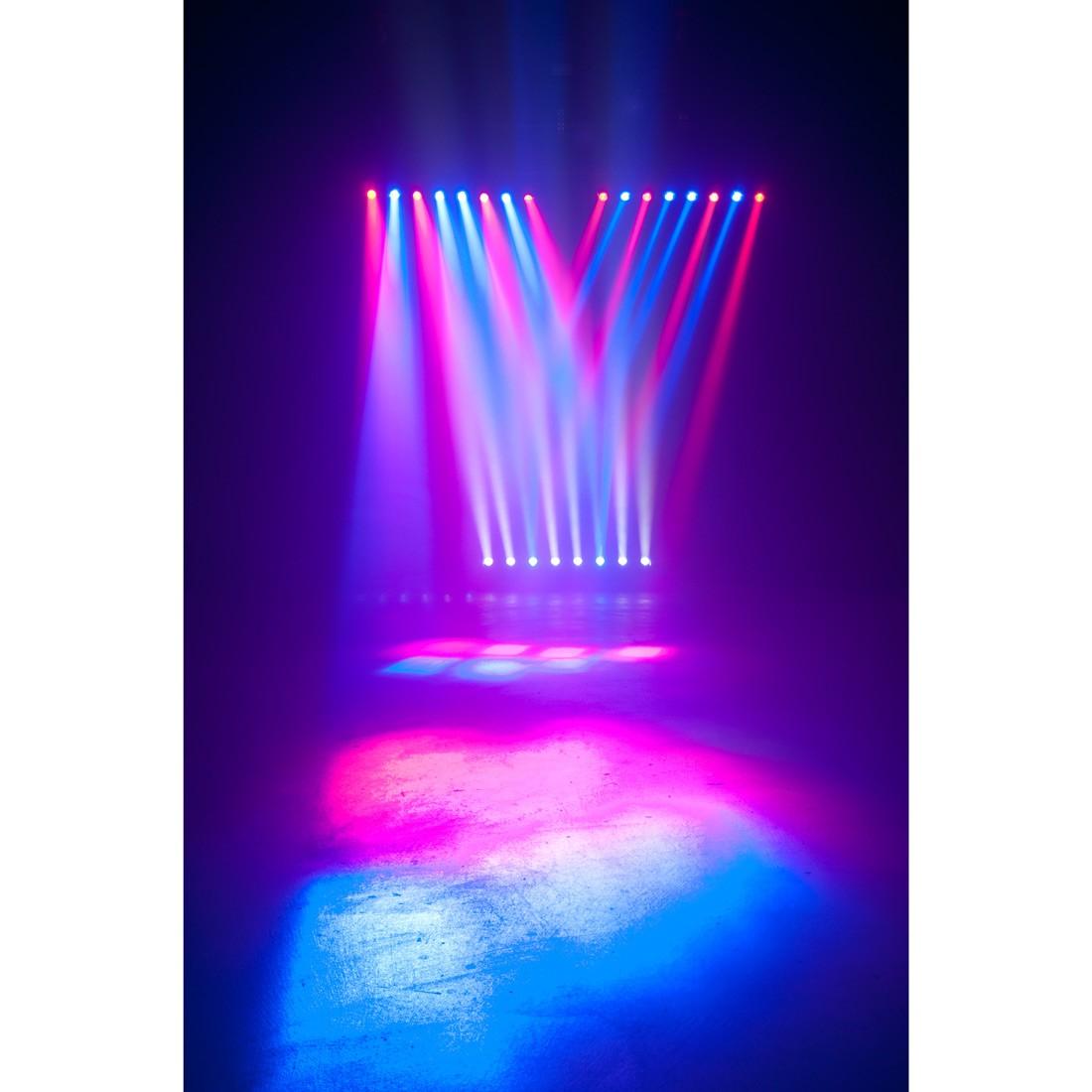 Sweeper Beam Quad LED