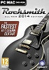 Ubisoft Rocksmith 2014 PC/MAC w/Cable