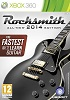Ubisoft Rocksmith 2014 XBOX 360 w/cable