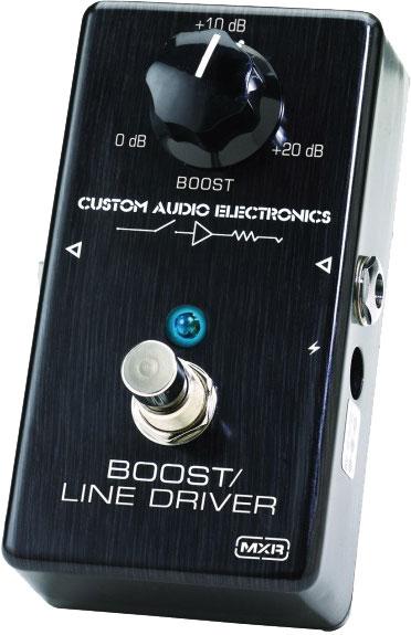 Dunlop MC401 Boost/Line Driver
