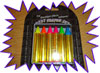 UV UV Body Crayon Set [1 pcs left]