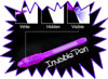 UV UV Marker Pen with Torch