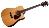 MR-710F CUTAWAY & MIC - NATURAL SATIN