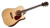 Cort MR-730FX CUTAWAY & MIC W/BAG - NATURAL