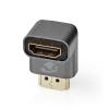 Nedis HDMI Ma > HDMI Fe Out Angled