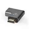 Nedis HDMI Ma > HDMI Fe Out Angled Right