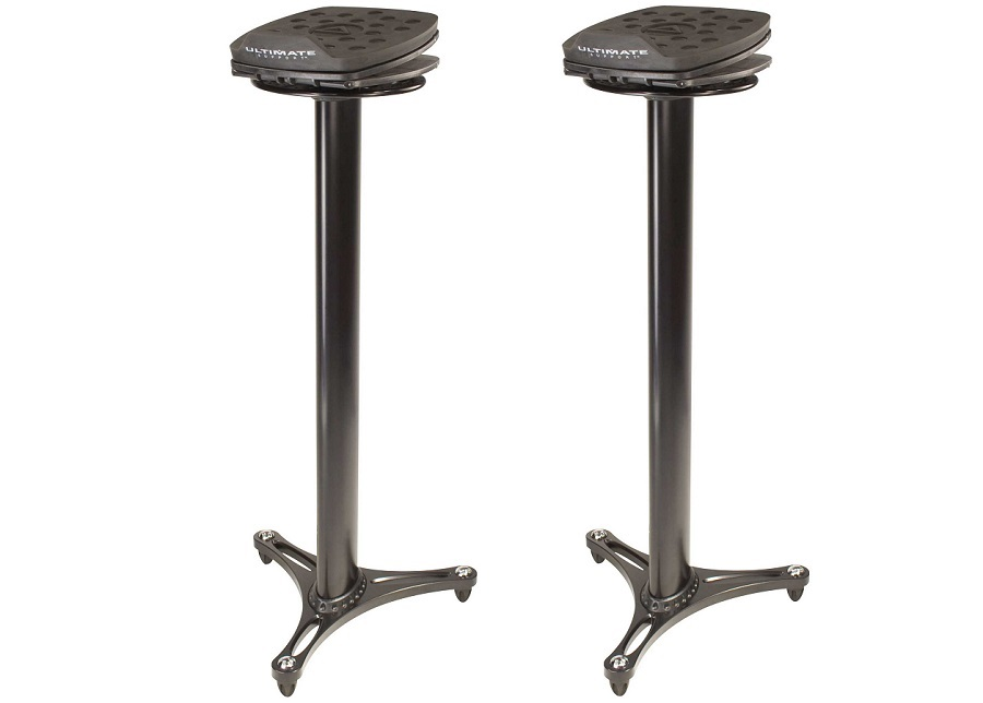 Ultimate Support MS-100B Studio Monitor Stand