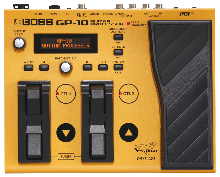 BOSS GP-10S [Without GK-mic]