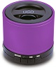 UGO Bluetooth Wireless Mini Speaker Purple