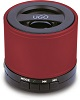 UGO Bluetooth Wireless Mini Speaker Red