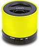 UGO Bluetooth Wireless Mini Speaker Yellow