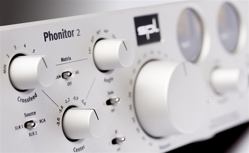Phonitor 2 Silver