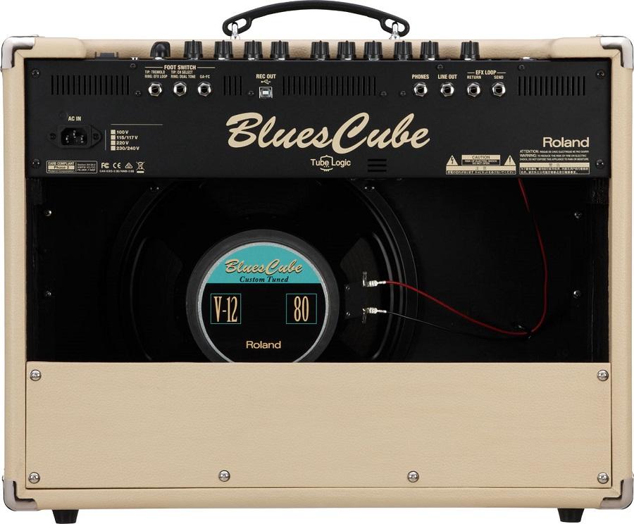 Blues Cube Artist