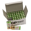 GP Batteries GP Super 24AES-2S2 / LR03 / AAA Bulk 40-pack