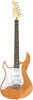 Yamaha PACIFICA112JL Yellow Natural Satin