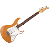 Yamaha PACIFICA112J Yellow Natural Satin