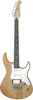 Yamaha PACIFICA112V Yellow Natural Satin