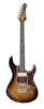 Yamaha PACIFICA611VFM Tobacco Brown Sunburst
