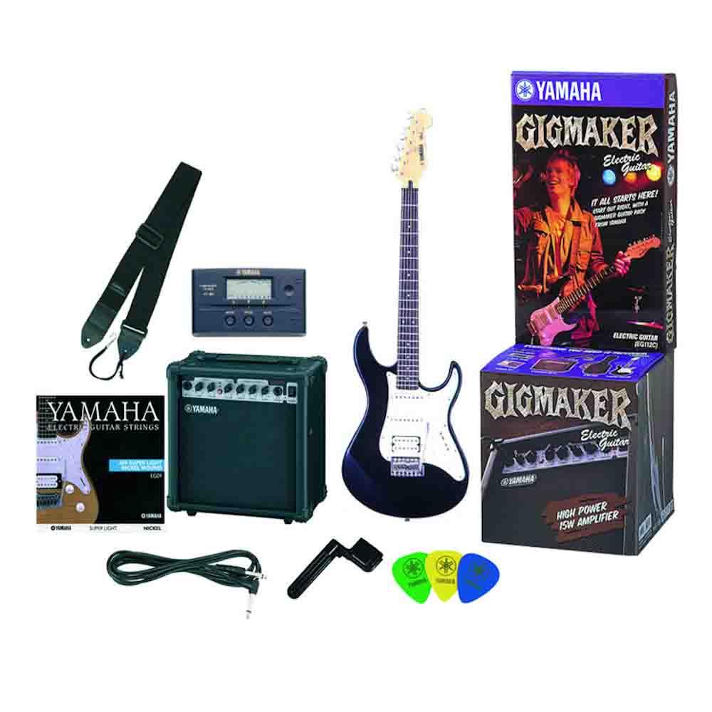 yamaha eg 112 gpiih gigmaker electric guitar pack. Black Bedroom Furniture Sets. Home Design Ideas