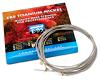 Titanium Nickel Strings 40-100