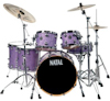 Natal Maple US Fusion X Plus Purple