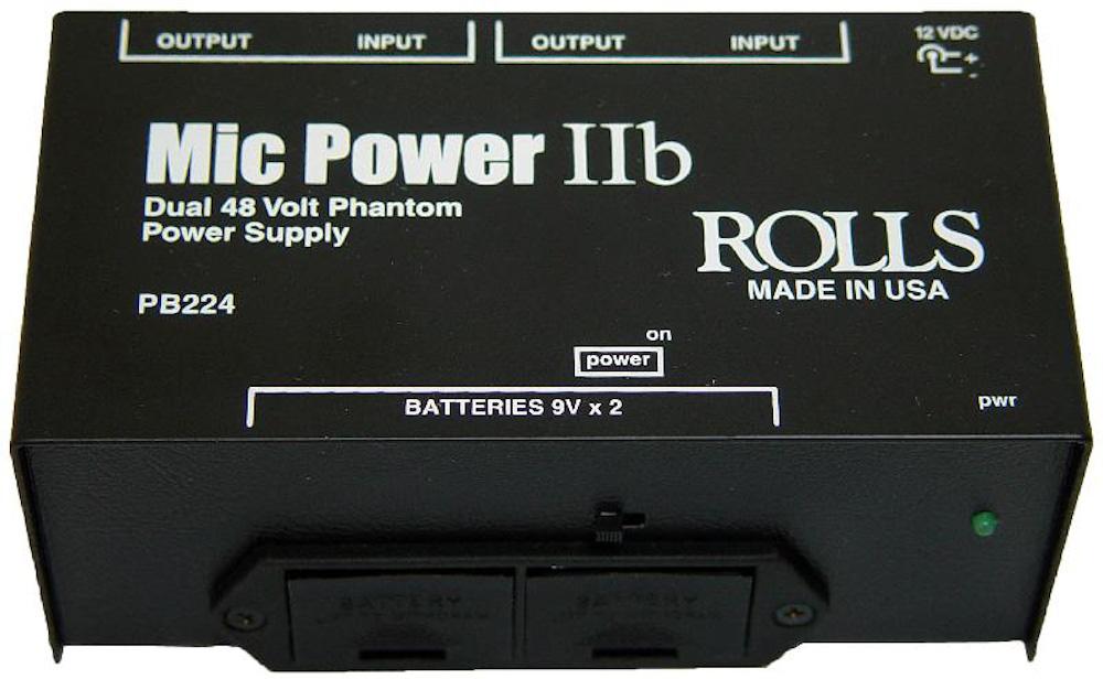 Rolls PB224