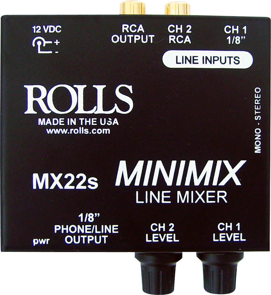 Rolls MX22s