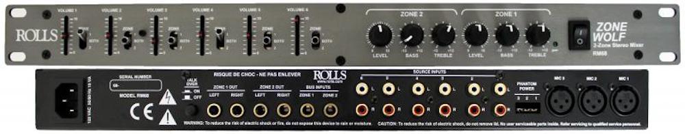 Rolls RM68