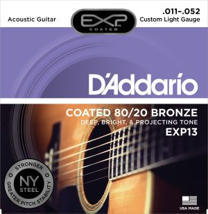 D'Addario EXP13NY