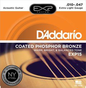 D'Addario EXP15NY