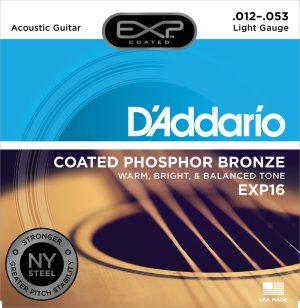 D'Addario EXP16NY