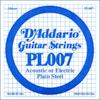 D'Addario PL007
