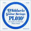 D'Addario PL0105