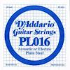 D'Addario PL016