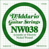 D'Addario NW038