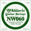 D'Addario NW060