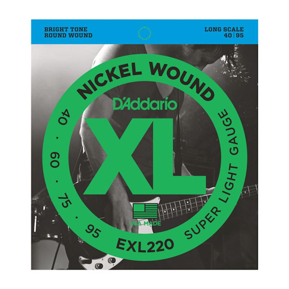 D'Addario EXL220