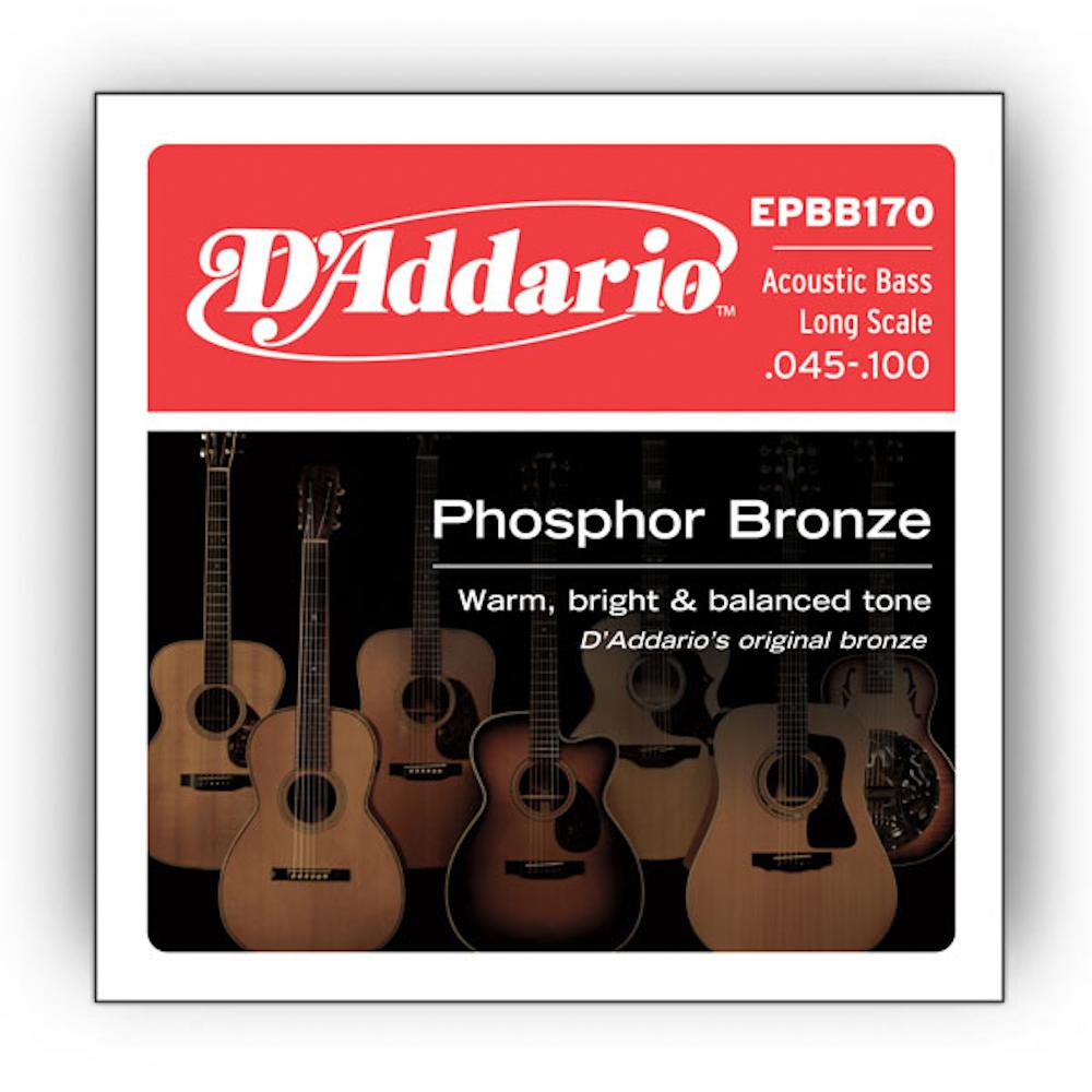 D'Addario EPBB170
