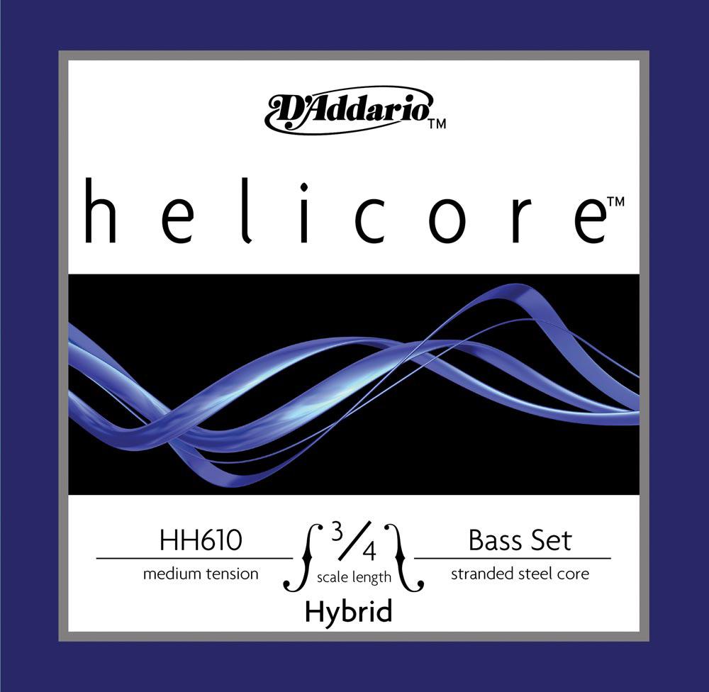 D'Addario HH610 3/4M