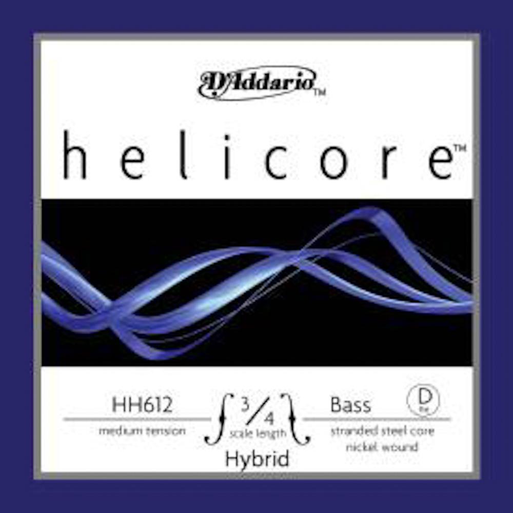 D'Addario HH612 3/4M