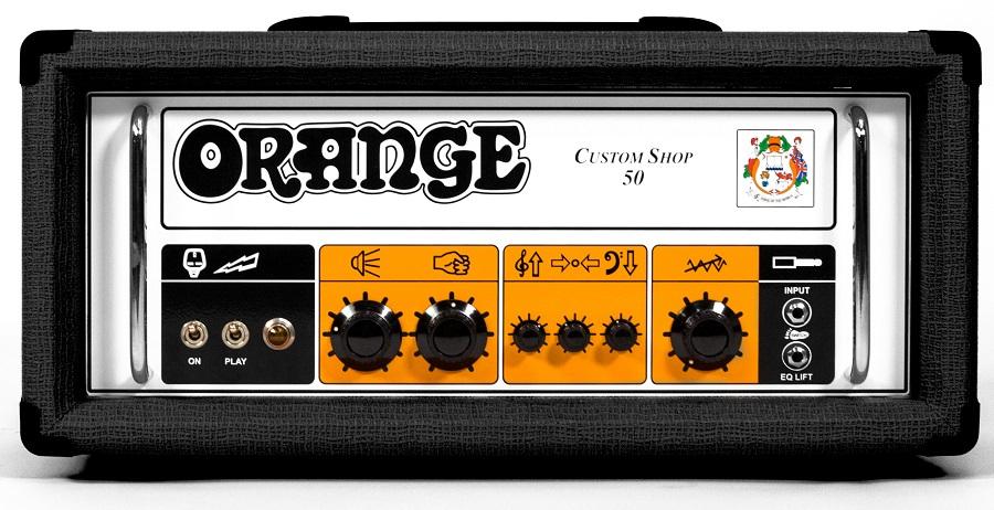 Orange CS50H-BLK