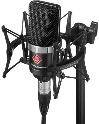 Neumann TLM 102 MT [Black] Studio Set
