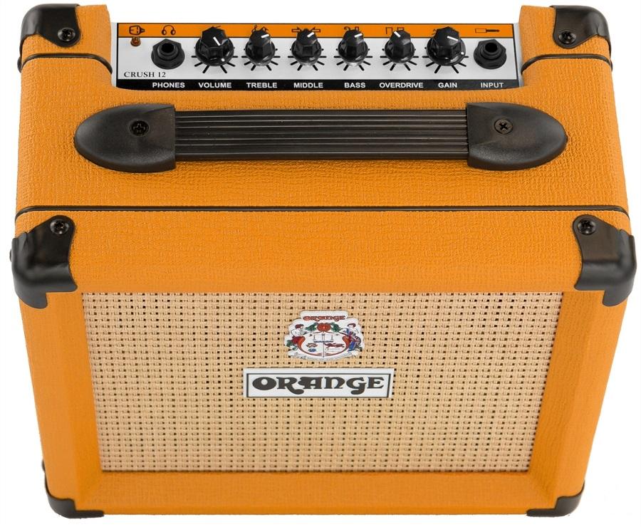 Orange Crush 12 Watt
